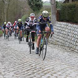 25-02-2017: Wielrennen: Omloop Het Nieuwsblad: Gent  <br />Annemiek van Vleuten