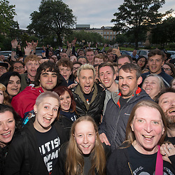 Green Day in Glasgow