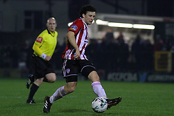 Barry McNamee, Derry City.<br /> <br /> Cork City v Derry City / SSE Airtricity Premier Division / 1.3.19 /  Turner's Cross, Cork / <br /> <br /> Copyright Steve Alfred/photos.extratime.ie/pitchsidephoto.com 2019