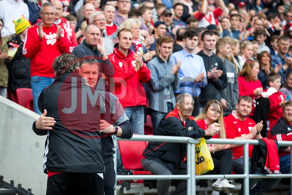 Bristol City v Birmingham City 070517   JMPUK Soccer Manager