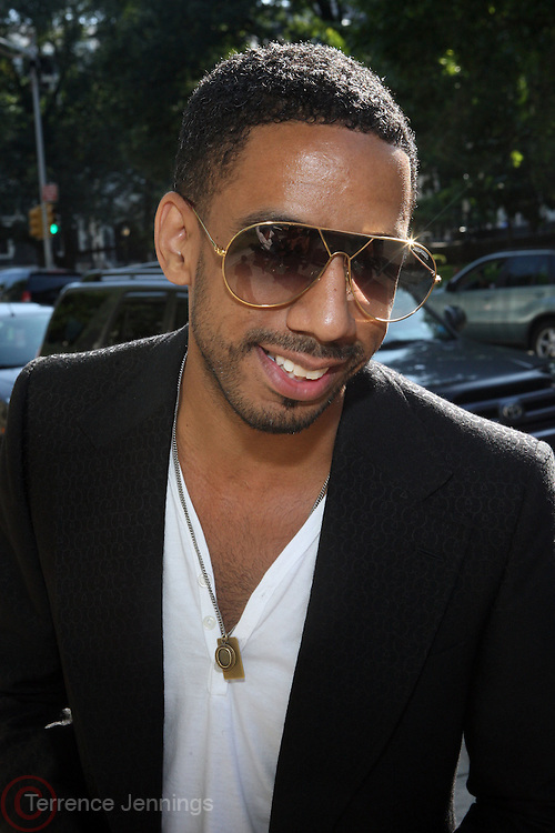 Ryan Leslie at The Pre-Reception for The 100th NAACP Annual Conference hosted by Governor David Patterson w/special performance by Ryan Leslie held at the Great Hall at City College of New York in New York City on July 12, 2009