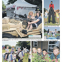Euxton Gala day in Lancashire.<br /> Shot for the Lancashire Evening Post<br /> Pictures by Paul Currie