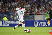 Ndombele Alvaro Tanguy of Lyon during the French championship L1 football match between Olympique Lyonnais and Amiens on August 12th, 2018 at Groupama stadium in Decines Charpieu near Lyon, France - Photo Romain Biard / Isports / ProSportsImages / DPPI