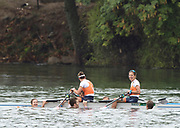 """Rio de Janeiro. BRAZIL. Gold Medalist NED LW2X. Bow. Ilse PAULIS, and Maaike<br /> HEAD, after winning the final, supporters swim out to greet and congratulate the double. 2016  2016 Olympic Rowing Regatta. Lagoa Stadium,<br /> Copacabana,  """"Olympic Summer Games""""<br /> Rodrigo de Freitas Lagoon, Lagoa. Local Time 10:40:34  Friday  12/08/2016 <br /> [Mandatory Credit; Peter SPURRIER/Intersport Images]"""