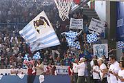 DESCRIZIONE : Cremona Lega A 2014-2015 Vanoli Cremona Umana Reyer Venezia<br /> GIOCATORE :  Tifosi Supporters<br /> SQUADRA : Vanoli Cremona<br /> EVENTO : Campionato Lega A 2014-2015<br /> GARA : Vanoli Cremona Umana Reyer Venezia<br /> DATA : 26/04/2015<br /> CATEGORIA : Tifosi Supporters<br /> SPORT : Pallacanestro<br /> AUTORE : Agenzia Ciamillo-Castoria/F.Zovadelli<br /> GALLERIA : Lega Basket A 2014-2015<br /> FOTONOTIZIA : Cremona Campionato Italiano Lega A 2014-15 Vanoli Cremona  Umana Reyer Venezia<br /> PREDEFINITA : <br /> F Zovadelli/Ciamillo