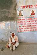 Hindu Pilgrim - Rishikesh - India
