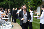 MAT COLLISHAW, Raisa Gorbachev Foundation Party, at the Stud House, Hampton Court Palace on June 7, 2008 in Richmond upon Thames, London,Event hosted by Geordie Greig and is in aid of the Raisa Gorbachev Foundation - an international fund fighting child cancer.  7 June 2008.  *** Local Caption *** -DO NOT ARCHIVE-© Copyright Photograph by Dafydd Jones. 248 Clapham Rd. London SW9 0PZ. Tel 0207 820 0771. www.dafjones.com.