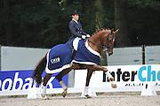 Lynne Maas - Zamora<br /> CHIO Rotterdam 2012<br /> © DigiShots - Esmee van Gijtenbeek