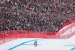 25.01.2020, Streif, Kitzbühel, AUT, FIS Weltcup Ski Alpin, Abfahrt, Herren, im Bild Johan Clarey (FRA) // Johan Clarey of France in action during his run in the men's downhill of FIS Ski Alpine World Cup at the Streif in Kitzbühel, Austria on 2020/01/25. EXPA Pictures © 2020, PhotoCredit: EXPA/ Johann Groder