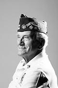Secondo Rufo<br /> Navy<br /> BT3<br /> Boiler Tender<br /> Feb. 20, 1952 - Sept. 20, 1955<br /> Korea<br /> <br /> Veterans Portrait Project<br /> St. Louis, MO