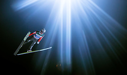 06.01.2015, Paul Ausserleitner Schanze, Bischofshofen, AUT, FIS Ski Sprung Weltcup, 63. Vierschanzentournee, Finale, im Bild Simon Ammann (SUI) // Simon Ammann of Switzerland during Final Jump of 63rd Four Hills <br /> Tournament of FIS Ski Jumping World Cup at the Paul Ausserleitner Schanze, Bischofshofen, Austria on 2015/01/06. EXPA Pictures &copy; 2015, PhotoCredit: EXPA/ JFK