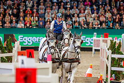 CHARDON Bram (NED), Dreef Inca, Dreef Kapitany, Favory Farao, Favory Xxxi-45-2-6, Siglavy Capriola Beni<br /> Leipzig - Partner Pferd 2020<br /> TRAVEL CHARME Hotels & Resorts Trophy <br /> FEI Driving World Cup™<br /> FEI World Cup Qualifikation der Vierspänner<br /> Zeithindernisfahren für Vierspänner, international<br /> 19. Januar 2020<br /> © www.sportfotos-lafrentz.de/Stefan Lafrentz