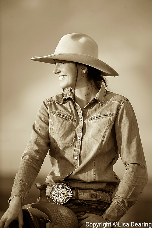 Cowgirl from Idaho