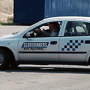 Mrs. Einstein slipcursus Rob Slotemaker, chauffeur van Willem van Schijndel