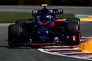 June 7-11, 2018: Canadian Grand Prix. Pierre Gasly, Scuderia Toro Rosso Honda, STR13