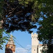 Enzo Campitelli Photographer. Wedding in Ravello Villa Cimbrone, Amalfi Coast. Italy