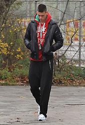 21.11.2010, Trainingsgelaende Werder Bremen, Bremen, GER, 1. FBL, Training Werder Bremen, im Bild Sandro Wagner (Bremen #19)   EXPA Pictures © 2010, PhotoCredit: EXPA/ nph/  Frisch****** out ouf GER ******