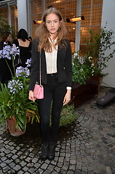 Actress Lucy Chappell at the Aspall Tennis Classic Players Party hosted by Aspall and Taylor Morris Eyewear at Bluebird, 350 King's Road, Chelsea, London England. 28 June 2017.<br /> Photo by Dominic O'Neill/SilverHub 0203 174 1069/ 07711972644 - Editors@silverhubmedia.com