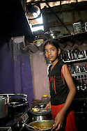 Archina 11 years old, Dharavi, Mumbai, India