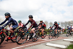 Alice Barnes (GBR) at Healthy Ageing Tour 2019 - Stage 5, a 124.3 km road race in Midwolda, Netherlands on April 14, 2019. Photo by Sean Robinson/velofocus.com