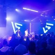 NLD/Amsterdam/20171019 - Prijsuitreiking en mini concert David Guetta, publiek