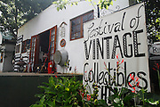 South Africa, Eastern Cape, Bathurst. Vintage theft store in the old colonial town. <br />