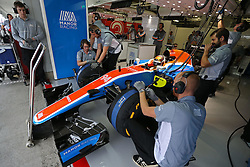 Pascal Wehrlein (GER), Manor Racing <br /> 08.10.2016. Formula 1 World Championship, Rd 17, Japanese Grand Prix, Suzuka, Japan, Qualifying Day.<br /> Copyright: Charniaux / XPB Images / action press