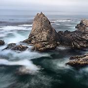The Fallen Giant - Rocky Point - Big Sur, CA