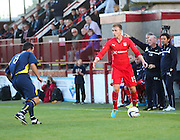 Greg Stewart - Brechin City v Dundee, pre-season friendly at Dens Park<br /> <br />  - &copy; David Young - www.davidyoungphoto.co.uk - email: davidyoungphoto@gmail.com