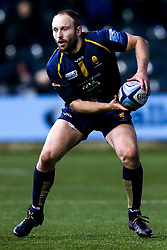 Chris Pennell of Worcester Warriors - Mandatory by-line: Robbie Stephenson/JMP - 30/11/2019 - RUGBY - Sixways Stadium - Worcester, England - Worcester Warriors v Sale Sharks - Gallagher Premiership Rugby