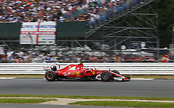 July 16, 2017 - Silverstone, Great Britain - Motorsports: FIA Formula One World Championship 2017, Grand Prix of Great Britain, .#7 Kimi Raikkonen (FIN, Scuderia Ferrari) (Credit Image: © Hoch Zwei via ZUMA Wire)