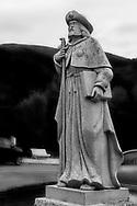 St. James Pilgrim Statue