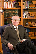 Laramie County Community College President Dr. Charles Bohlen on February 9, 2006.