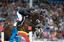 O Connor Cian, (IRL), Good Luck<br /> Rolex Grand Prix<br /> CHIO Aachen 2016<br /> © Hippo Foto - Dirk Caremans<br /> 17/07/16