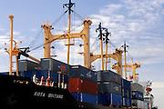 Port, Brunei, Borneo