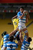 20170318 U20 Rugby - Hurricanes v Argentina