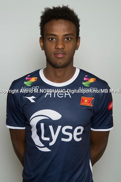 Fotball , Eliteserien 2017 , portrett , portretter , Viking , Abdisalam Ibrahim