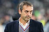 Torino - 26.10.2016 - Serie A 9a Giornata - Juventus-Sampdoria - Nella foto: Marco Giampaolo allenatore della  Sampdoria