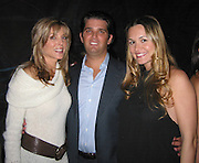 **EXCLUSIVE**.Marla Maples with Donald Trump Jr. & Vanessa Haydon .LA Confidential Party Pre Golden Globe.Whiskey Blue at W Hotel.Westwood, CA, USA.Saturday, January 13, 2007.Photo By Celebrityvibe.com.To license this image please call (212) 410 5354; or.Email: celebrityvibe@gmail.com ;.Website: www.celebrityvibe.com