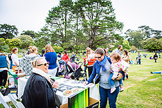 Golden Gate Mothers Group GGMG Spring Event 2014 at the San Francisco Botanical Garden