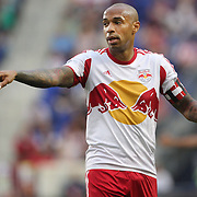 Thierry Henry, New York Red Bulls, during the New York Red Bulls Vs Chicago Fire, Major League Soccer regular season match at Red Bull Arena, Harrison, New Jersey. USA. 10th May 2014. Photo Tim Clayton