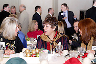 (from left) Judi Weber of Weber Jewelers, Maria Herrera Brown and Cindy Arneson of Weber Jewelers during the South Metro Regional Chamber of Commerce Holiday Extravaganza at Sycamore Creek Country Club in Springboro, Wednesday, December 14, 2011.