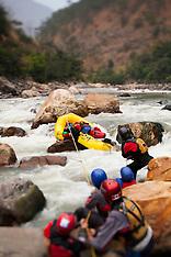 Rafting Drangme Chhu (river)