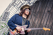 The GOASTT (The Ghost of a Saber Tooth Tiger) at Nelsonville Music Festival by Cleveland music photographer Mara Robinson