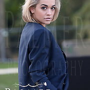 Rita Ora Burberry Prorsum