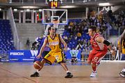 DESCRIZIONE : Vigevano Lega A2 2009-10 Playoff Miro Radici Fin. Vigevano - Trenkwalder Reggio Emilia<br /> GIOCATORE : Bertolazzi<br /> SQUADRA : Vigevano<br /> EVENTO : Playoff Lega A2 2009-2010<br /> GARA : Miro Radici Fin. Vigevano - Trenkwalder Reggio Emilia<br /> DATA : 14/05/2010<br /> CATEGORIA : Palleggio<br /> SPORT : Pallacanestro <br /> AUTORE : Agenzia Ciamillo-Castoria/D.Pescosolido