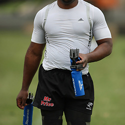 Tendai Beast Mtawarira of the Cell C Sharks