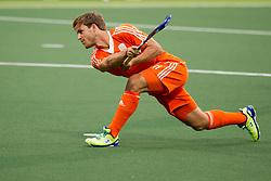 THE HAGUE - Rabobank Hockey World Cup 2014 - 2014-06-03 - MEN - The Netherlands - Korea - Jeroen HERTZBERGER scoort de 1-1 uit een strafbal