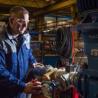 An image from the workshop of CPM, Trafford Park, Manchester on Wednesday 14th August 2019.<br /> www.wilkinson-photo.com