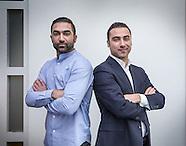 Zabih Etemadi en Agil Etemadi